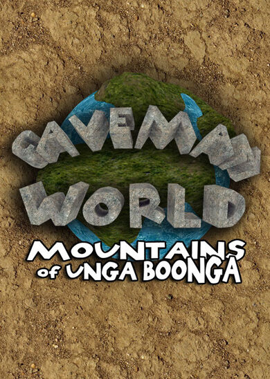 Caveman World: Mountains of Unga Boonga Steam Key GLOBAL
