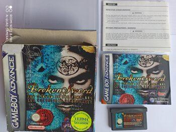 Broken Sword: The Shadow of the Templars Game Boy Advance
