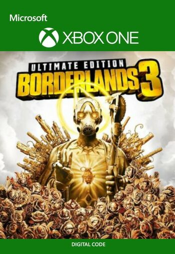 Borderlands 3 Ultimate Edition XBOX LIVE Key UNITED STATES