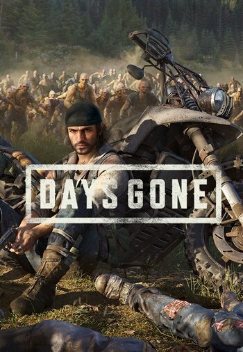 Days Gone Steam Key GLOBAL