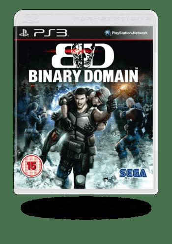 Binary Domain PlayStation 3