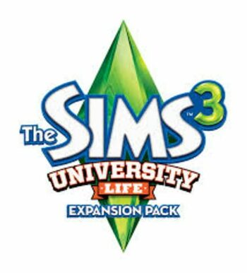 The Sims 3: University Life (DLC) Origin Key GLOBAL