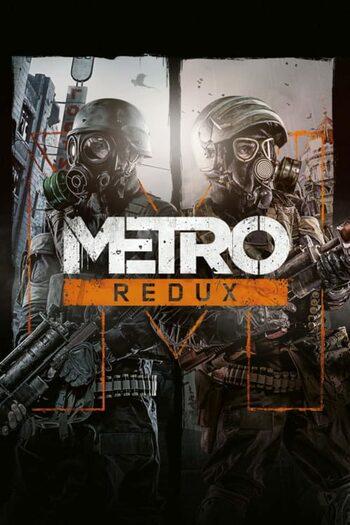 Metro Redux Bundle Steam Key GLOBAL
