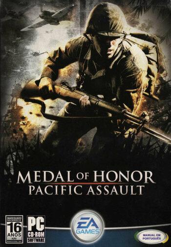 Medal of Honor: Pacific Assault Gog.com Key GLOBAL