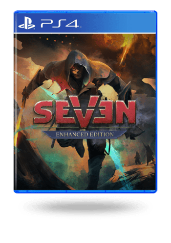 Seven: The Days Long Gone Enhanced Edition PlayStation 4