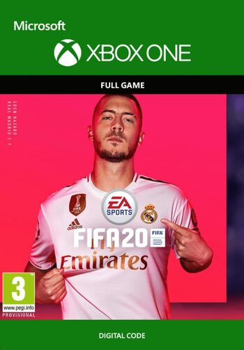FIFA 20 (Standard Edition) (Xbox One) Xbox Live Key EUROPE