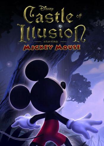 Castle of Illusion Steam Key EUROPE