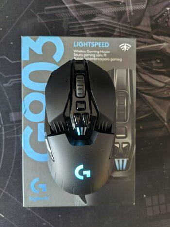 Žaidimų pelė Logitech G903