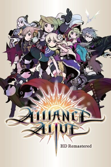 The Alliance Alive HD Remastered Steam Key GLOBAL фото