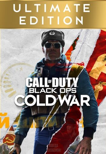 Call of Duty: Black Ops Cold War - Ultimate Edition (Xbox One) Xbox Live Key GLOBAL