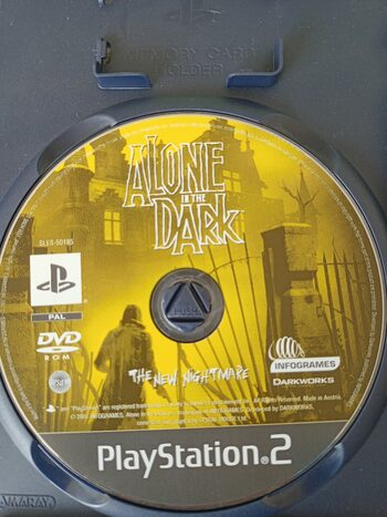 Alone in the Dark PlayStation 2
