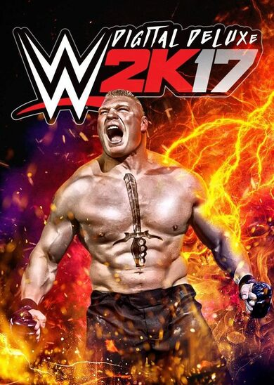 WWE 2K17 (Digital Deluxe) Steam Key EUROPE