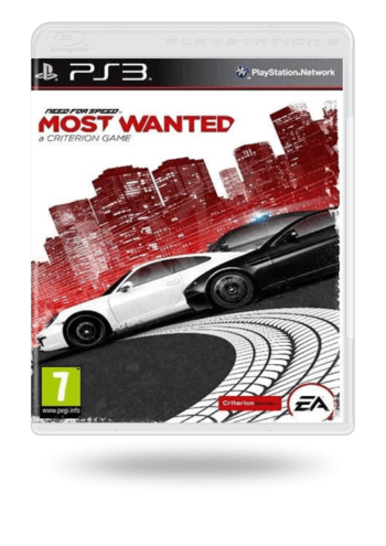 Need for Speed: Most Wanted - A Criterion Game PlayStation 3