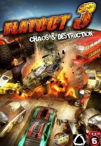 Flatout 2 + Flatout 3: Chaos & Destruction Steam Key GLOBAL