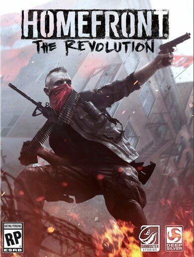 Homefront: The Revolution - Season Pass (DLC) Steam Key GLOBAL