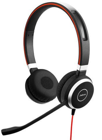 Jabra Evolve 20 MS wired headphones