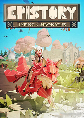 Epistory: Typing Chronicles Steam Key EUROPE