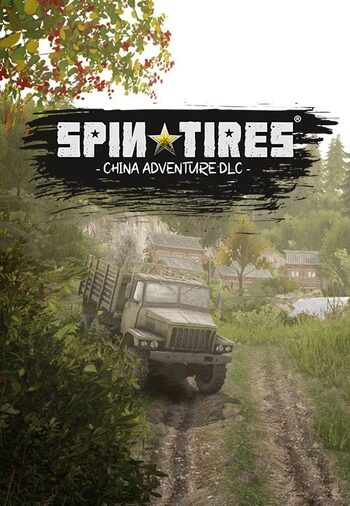 Spintires China Adventure (DLC) Steam Key GLOBAL