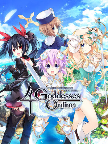 Cyberdimension Neptunia: 4 Goddesses Online Steam Key GLOBAL