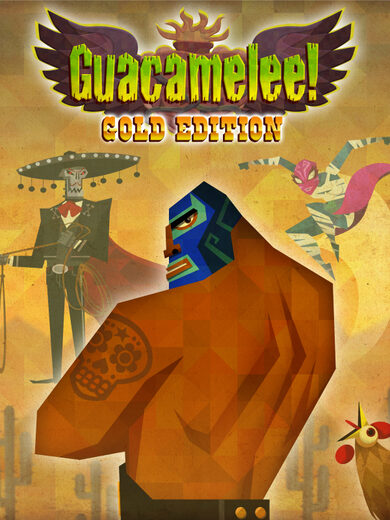 Guacamelee! (Gold Edition) Steam Key GLOBAL