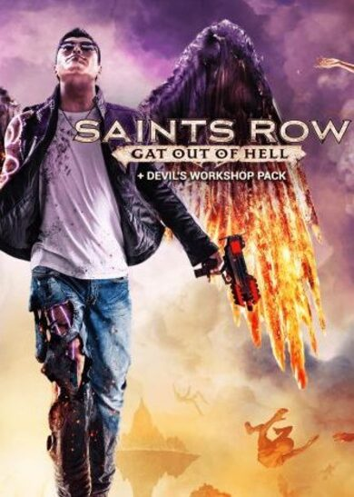 Saints Row: Gat Out Of Hell - Devil's Workshop (DLC) Steam Key GLOBAL