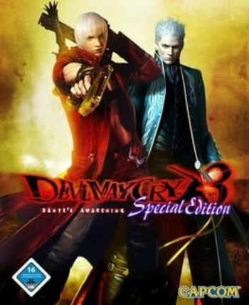 Devil May Cry 3 (Special Edition) Steam Key GLOBAL