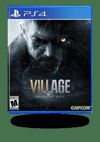 Resident Evil: Village PlayStation 4