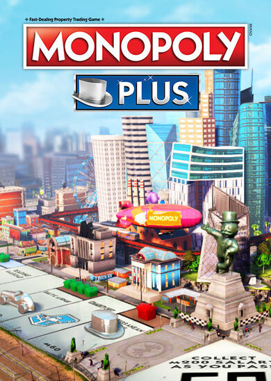 Monopoly Plus Uplay Key GLOBAL