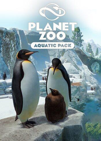 Planet Zoo: Aquatic Pack (DLC) Steam Key GLOBAL