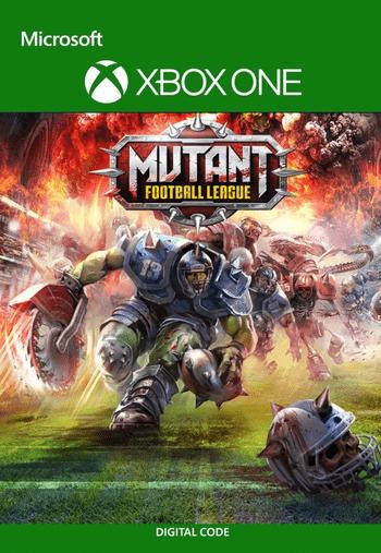 Mutant Football League XBOX LIVE Key UNITED STATES
