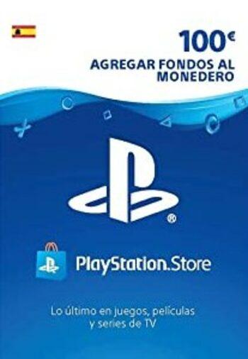 PlayStation Network Card 100 EUR (ES) PSN Key SPAIN