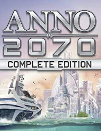 Anno 2070 (Complete Edition) Uplay Key EUROPE