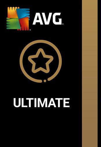 AVG Ultimate 2021 1 Device 3 Year AVG Key GLOBAL