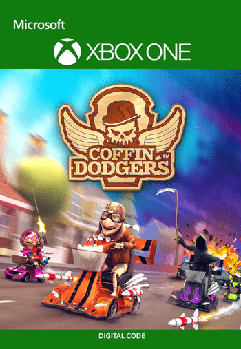 Coffin Dodgers XBOX LIVE Key UNITED STATES