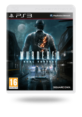 Murdered: Soul Suspect PlayStation 3