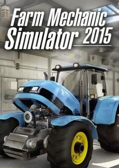 Farm Mechanic Simulator 2015 Steam Key GLOBAL