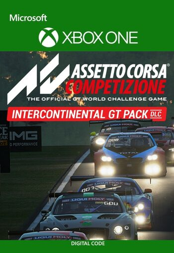 Assetto Corsa Competizione - Intercontinental GT Pack (DLC) XBOX LIVE Key EUROPE
