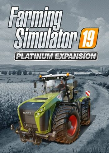 Farming Simulator 19 (Platinum Expansion) (DLC) GIANTS Key GLOBAL