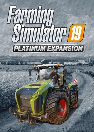 Farming Simulator 19 (Platinum Expansion) (DLC) Steam Key GLOBAL фото