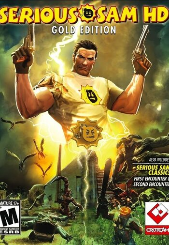 Serious Sam HD Gold Collection Steam Key GLOBAL