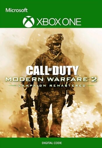 Call of Duty: Modern Warfare 2 Campaign Remastered (Xbox One) Xbox Live Key UNITED STATES
