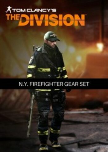 Tom Clancy's The Division - N.Y. Firefighter Gear Set (DLC) Uplay Key GLOBAL