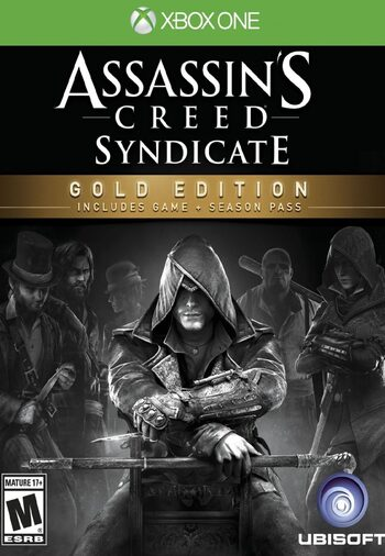 Assassin's Creed: Syndicate (Gold Edition) (Xbox One) Xbox Live Key UNITED STATES