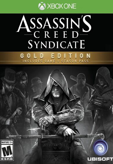 Assassin's Creed 6 Syndicate Gold Edition Xbox One