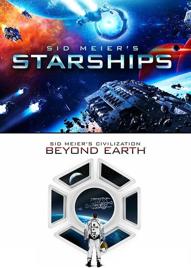 Sid Meier's Starship + Civilization: Beyond Earth Steam Key EUROPE
