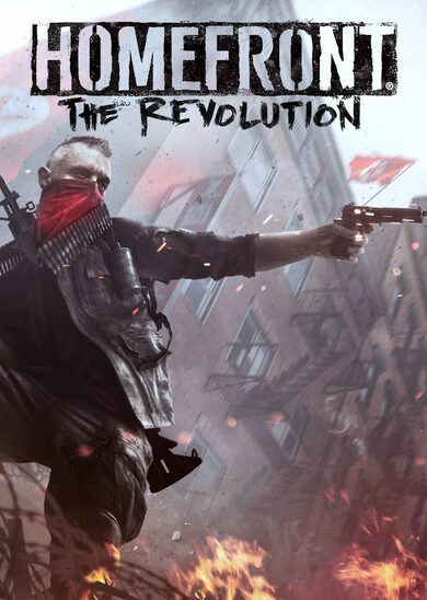 Homefront The Revolution - The Combat Stimulant Pack (DLC) Steam Key GLOBAL