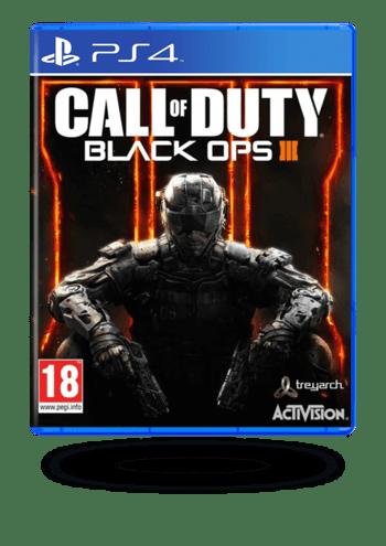 Call of Duty: Black Ops III PlayStation 4