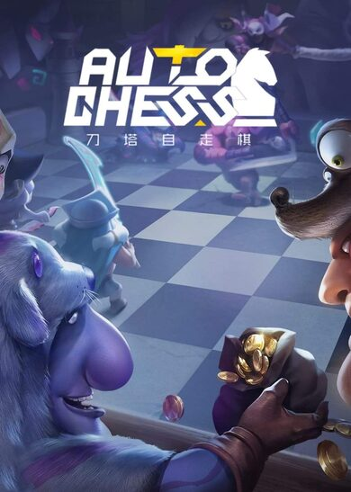 Auto Chess CLOSED BETA Epic Games Key GLOBAL