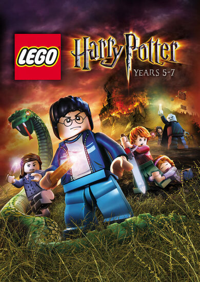 LEGO: Harry Potter Years 5-7 Steam Key GLOBAL