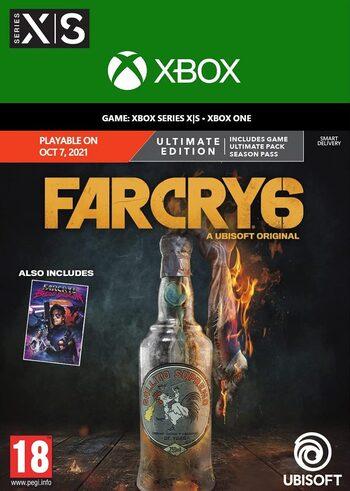 FAR CRY 6 Ultimate Edition Código de XBOX LIVE GLOBAL